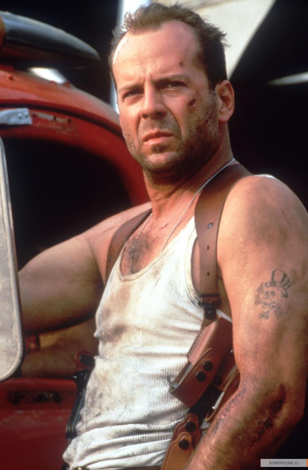 Крепкий орешек 3: Возмездие (Die Hard: With a Vengeance)